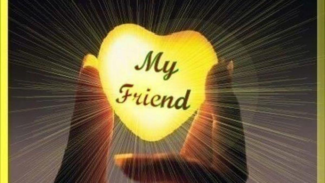 قلب منير باسم صديقي.