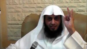 الداعية الإسلامي سلطان الدغيلبي.