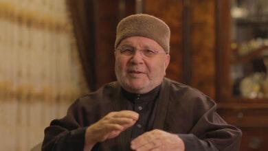 """الداعية الإسلامي """"محمد راتب النابلسي""""."""