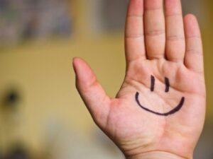 ابتسامة من القلب