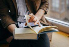 القراءة.