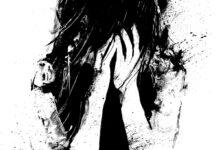 حزن فتاة