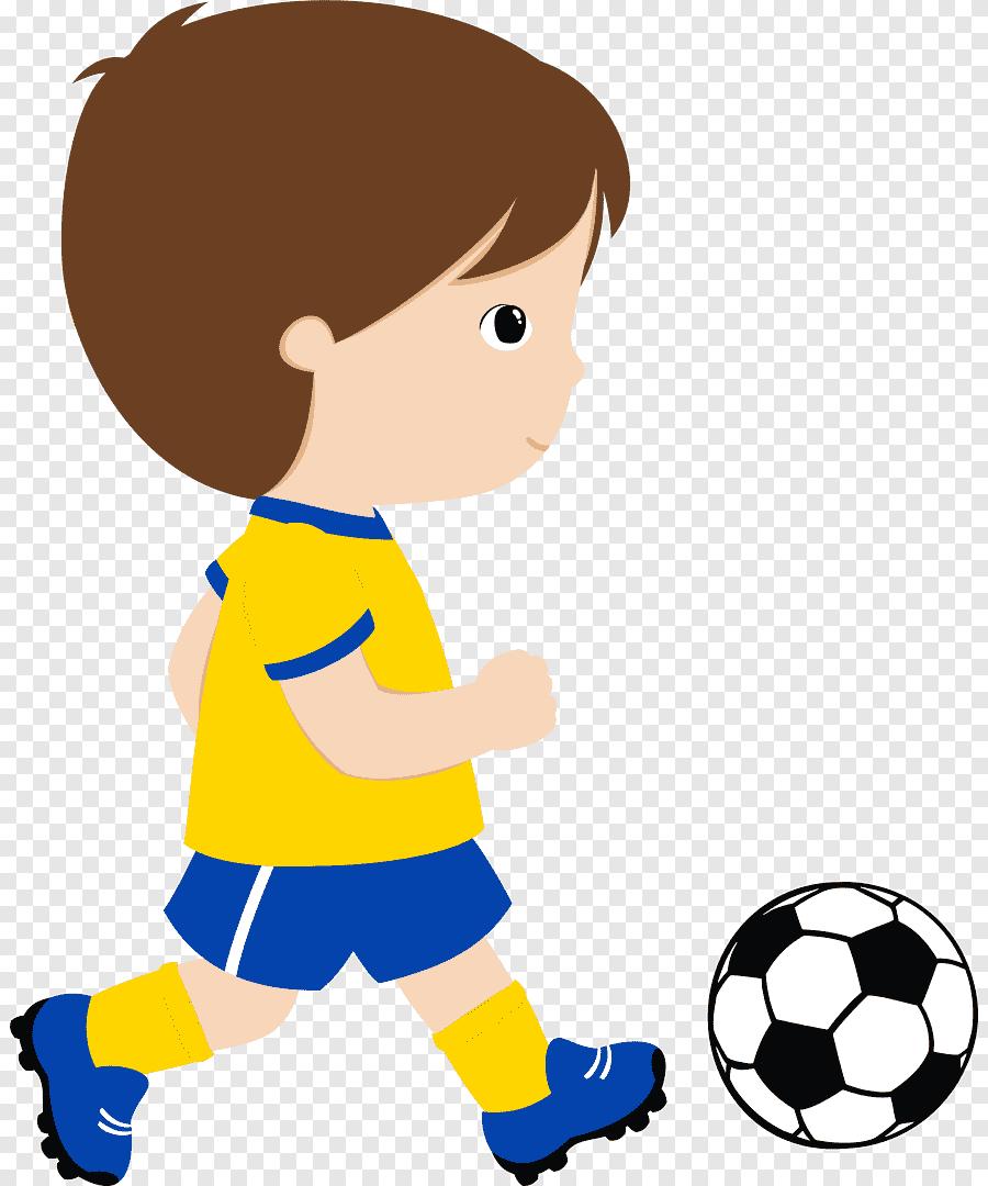 الطفل والكرة