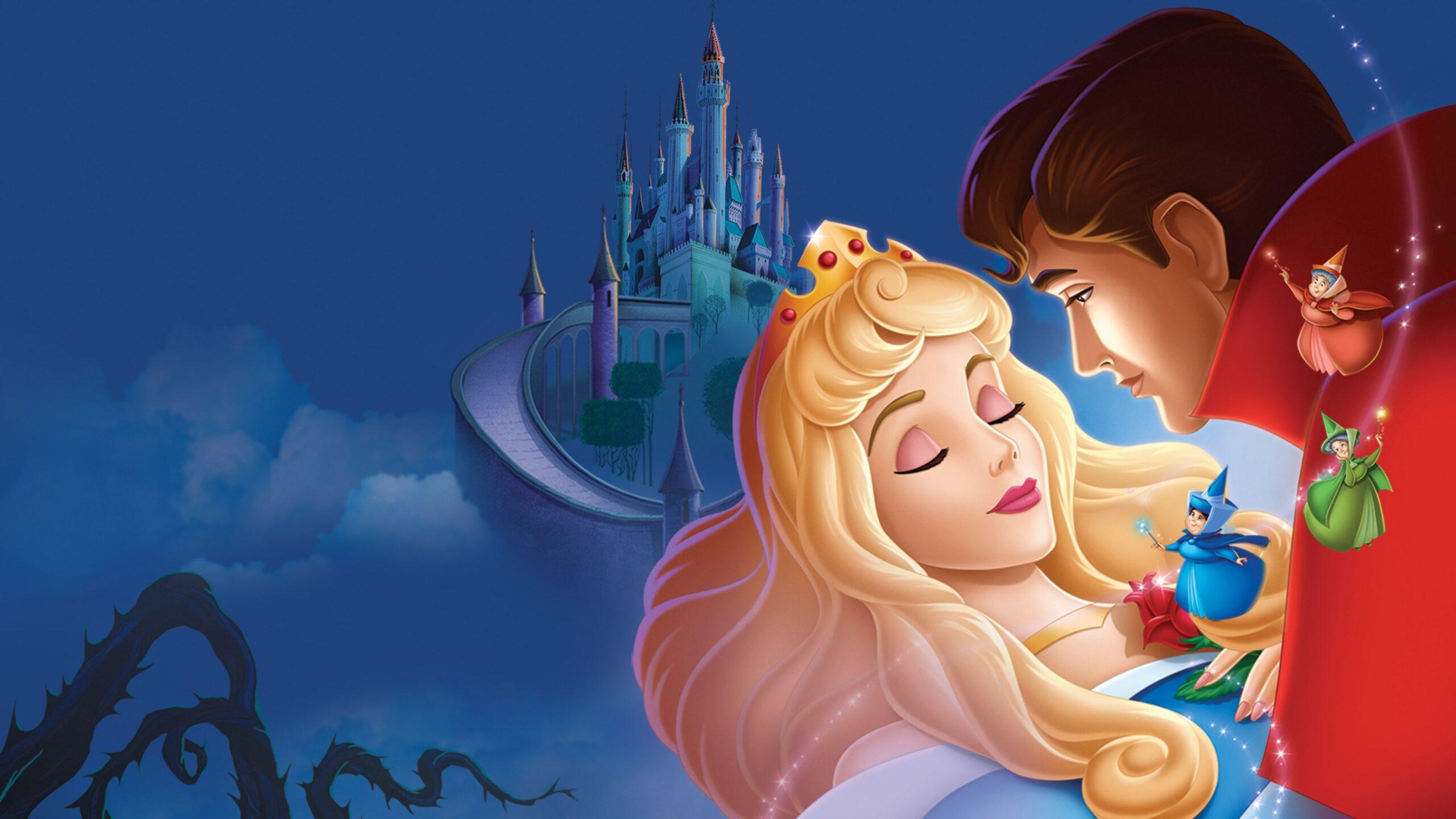 قصة الجميلة النائمة