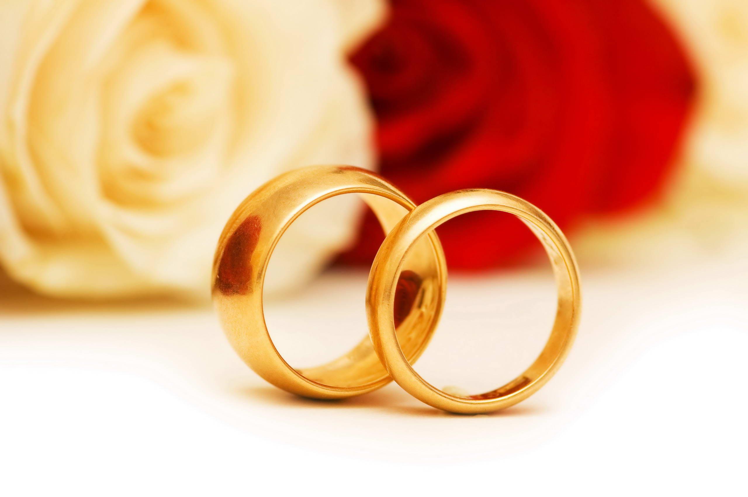 خاتمي الزفاف