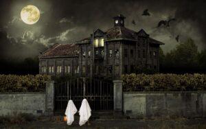 منزل مسكون بالجن