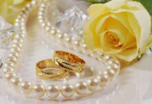 ورود وخاتمين للزواج