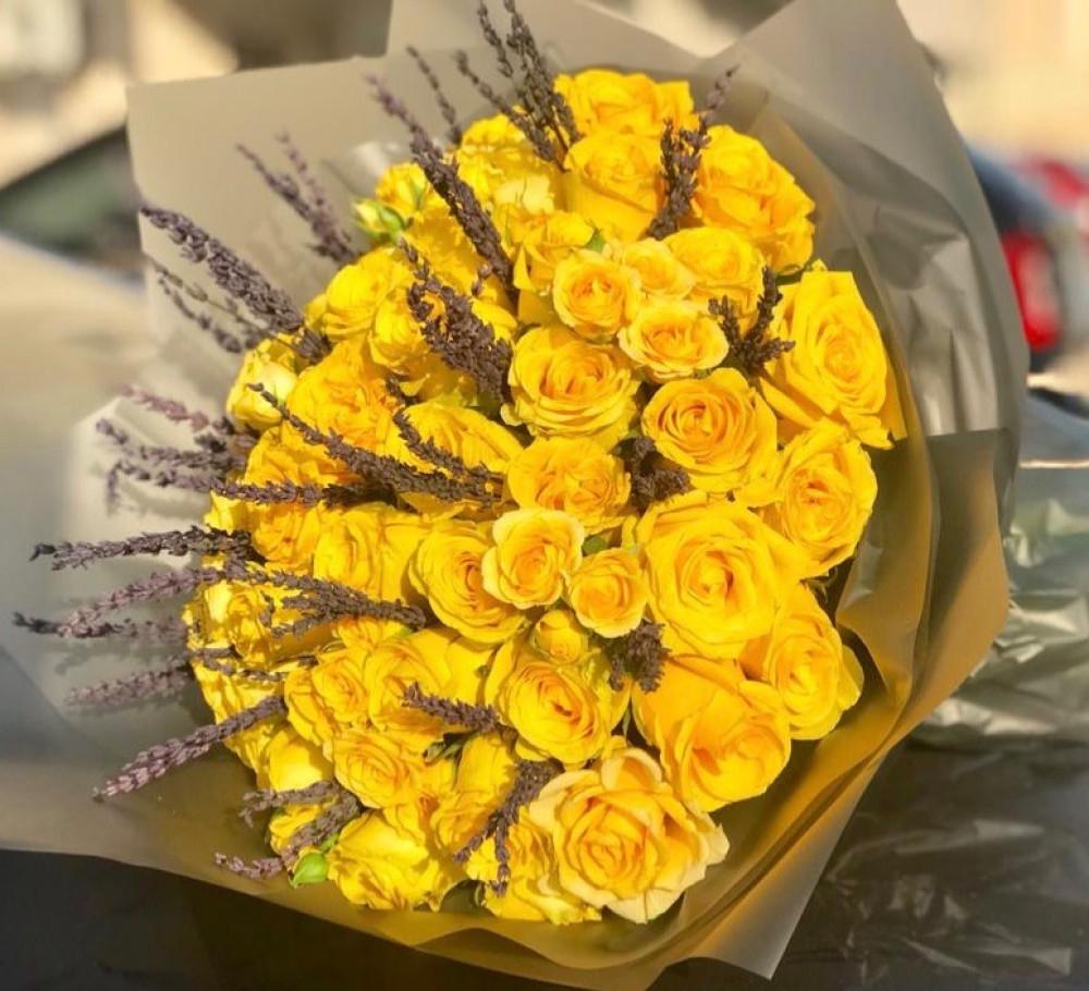 صورة لأجمل الورود